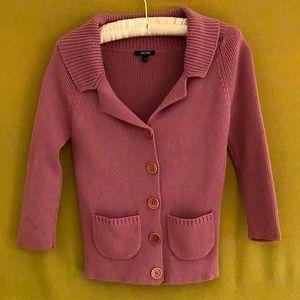 ❤️BOGO🥰🔥 55% Acrylic 45% Cotton Mauve Sweater SP